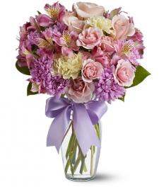 pastel renklerde vazo tasarımı