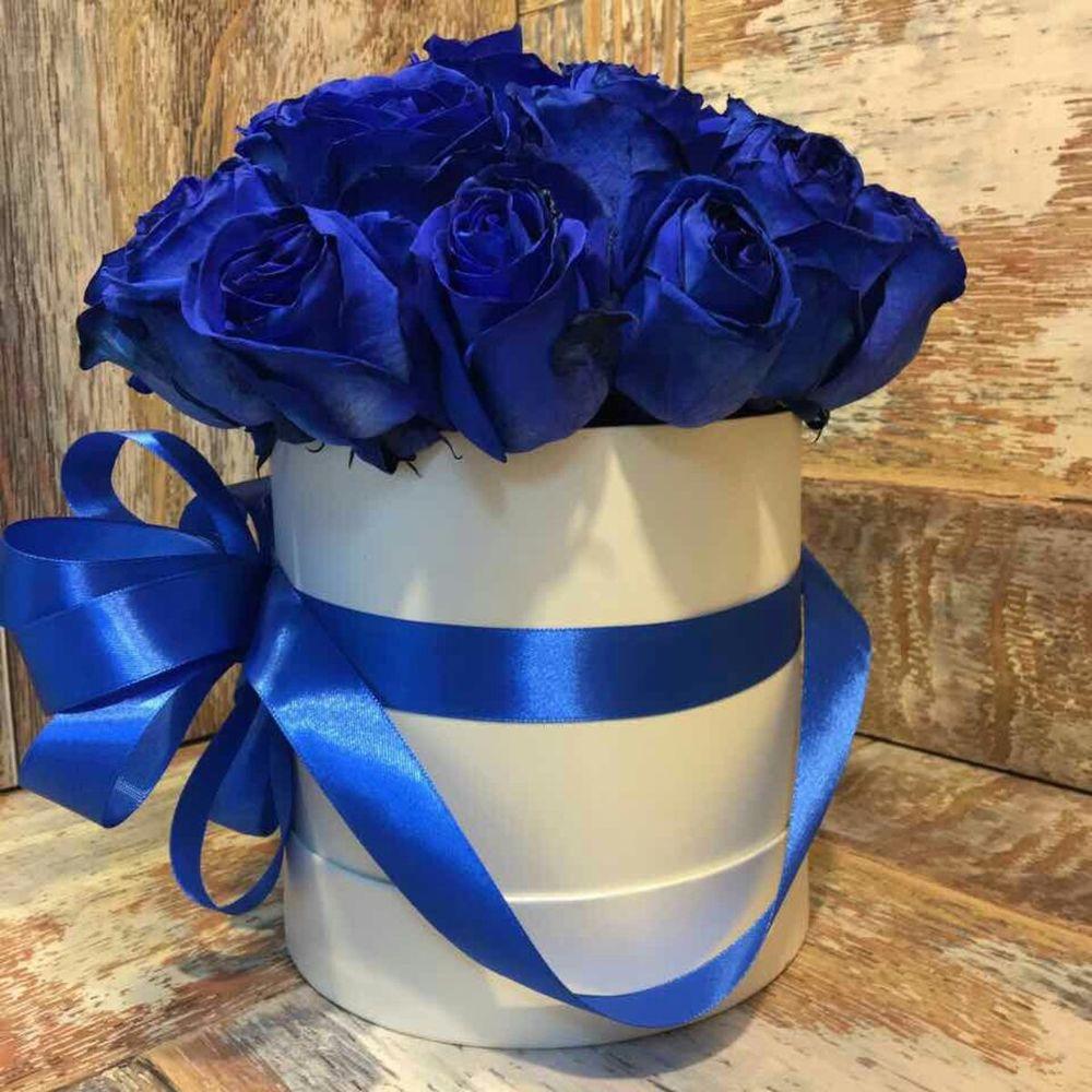 kutuda mavi güller