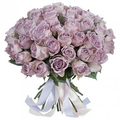 özel mor güller